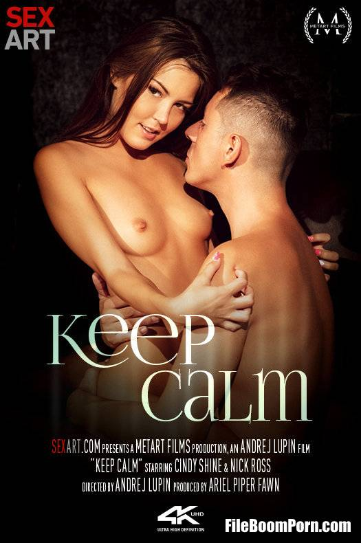 Cindy Shine - Keep Calm (HD/720p/639 MB) SexArt