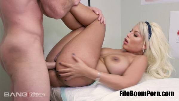 Bridgette B - Gets Tricked Into A Prescription Of Dick At The Doctor's Office (FullHD/1080p/965 MB) Bang