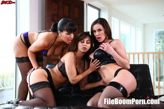ztod: Mercedes Carrera, Reena Sky, Kendra Lust - Kendra Lust In Had The Perfect Girls Night Out! [FullHD/1080p/1.93 GB]