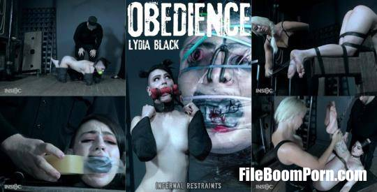 InfernalRestraints: Lydia Black, London River - Obedience [SD/480p/789 MB]