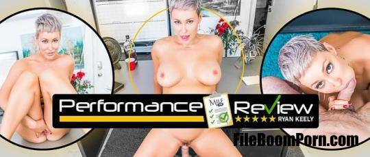 MilfVR: Ryan Keely - Performance Review [UltraHD 2K/1920p/7.88 GB]