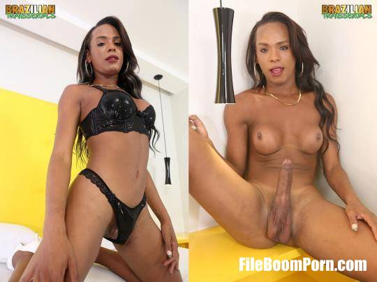 Brazilian-Transsexuals: Anna Kelly Close - Solo [HD/720p/741 MB]
