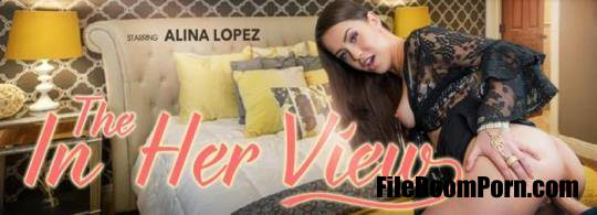 VRBangers: Alina Lopez - The In-Her View [UltraHD 2K/1920p/5.98 GB]