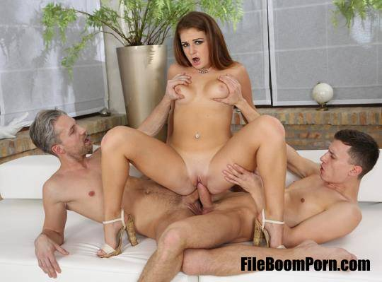 DPFanatics, 21Sextury: Mila A - Mila's First Threesome [HD/720p/1.20 GB]