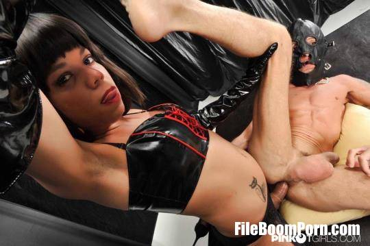 PinkOTgirls: Walleska Wisiley - T-Mistress Walleska: The Ass Breaker [FullHD/1080p/1.07 GB]