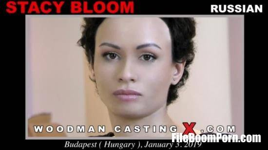 Stacy Bloom - Woodman Casting Stacy Bloom (SD/480p/458 MB) WoodmanCastingX