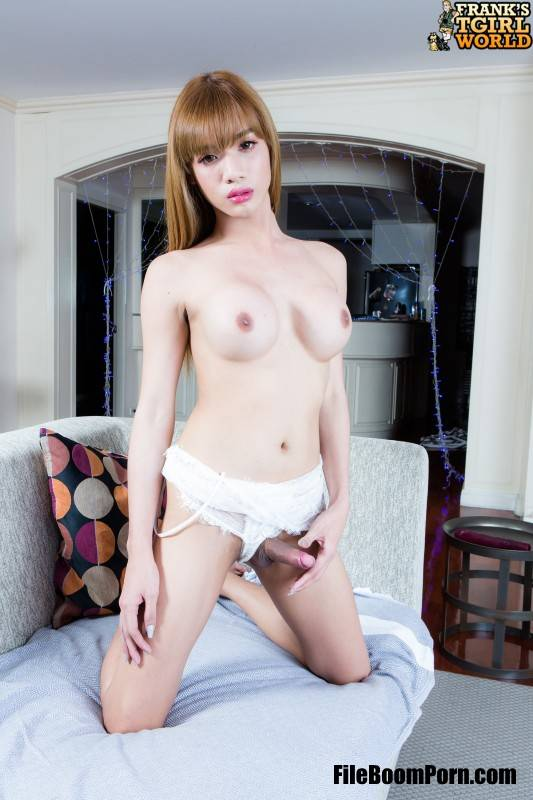 Franks-TgirlWorld: See - Horny See Cums! [FullHD/1080p/1.00 GB]