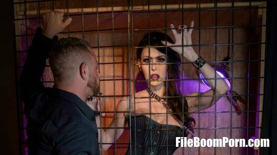 Spizoo: Jessica Jaymes - Jessica Jaymes Got Caged [FullHD/1080p/2.08 GB]