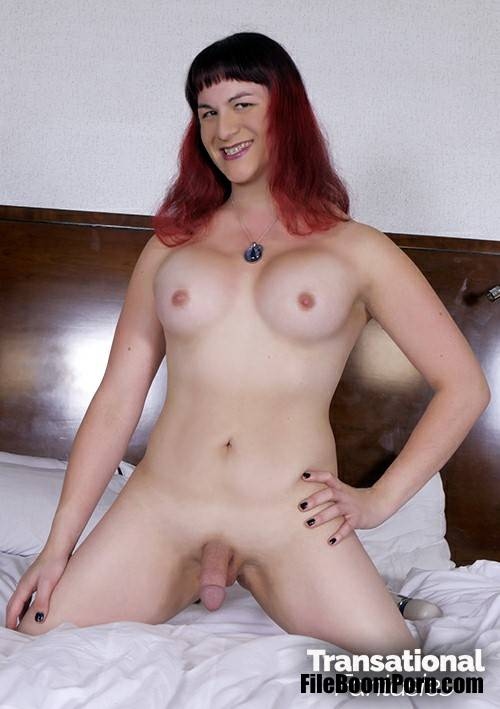 SheMaleStrokers, TransationalFantasies: Valerie Paige - Solo [FullHD/1080p/499 MB]