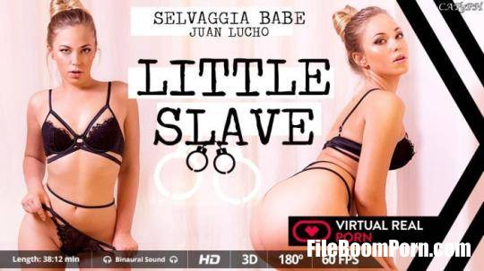 VirtualRealPorn: Little slave - Selvaggia Babe [UltraHD 2K/1600p/4.38 GB]