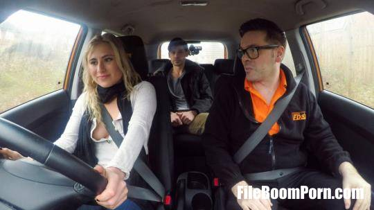 FakeDrivingSchool: Lindsey Cruz - Horny learners squirting orgasms [SD/480p/549 MB]