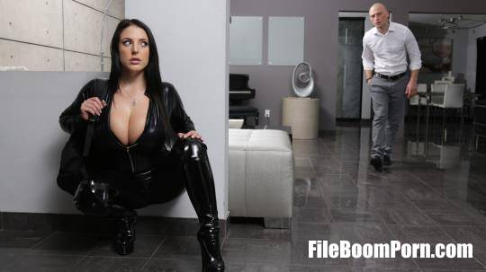 BigButtsLikeItBig, Brazzers: Angela White - Busting On The Burglar [SD/480p/371 MB]