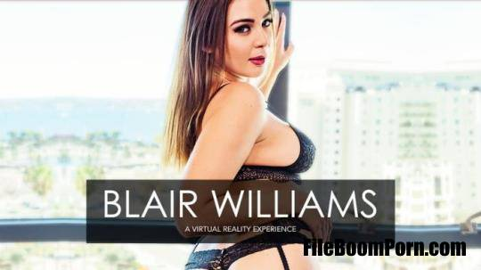 NaughtyAmericaVR: Blair Williams - In A Hotel Room [UltraHD 2K/2048p/7.24 GB]