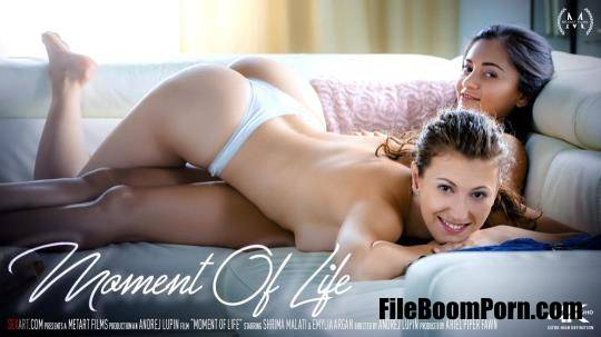 SexArt, MetArt: Emylia Argan, Shrima Malati - Moment of Life [HD/720p/596 MB]