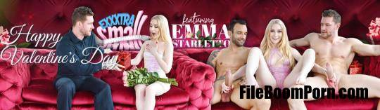 ExxxtraSmall, TeamSkeet: Emma Starletto - Valentines Day Double Dick Down [FullHD/1080p/3.61 GB]