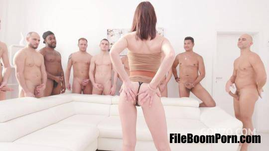 LegalPorno: Mina, George Lee, Ed Junior, Cristian Clay, Chris Diamond, Thomas Lee, Max Dior, Luca Ferrero, Lutro, John - Mina Anal Gangbang SZ2109 [UltraHD 4K/2160p/13.1 GB]