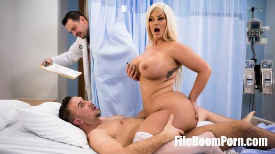 DoctorAdventures, Brazzers: Julie Cash - Bedside Manner [HD/720p/606 MB]