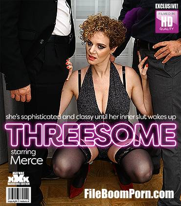 MatureNL, Mature.NL: Merce - Merce 44 Threesome [FullHD/1080p/1.86 GB]