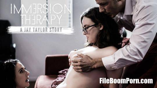 PureTaboo: Angela White, Jay Taylor - Immersion Therapy: A Jay Taylor [HD/720p/596 MB]