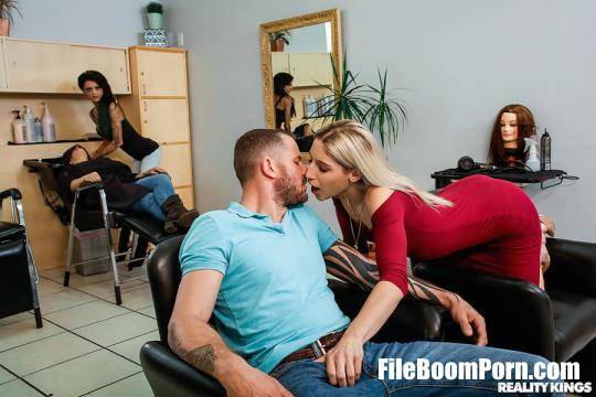 SneakySex, RealityKings: Abella Danger - Dont Bring Your Husband To The Salon [FullHD/1080p/2.36 GB]