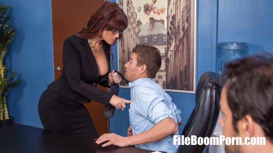 BigTitsatWork, Brazzers: Syren De Mer - Red Hot Boss From Hell [HD/720p/638 MB]