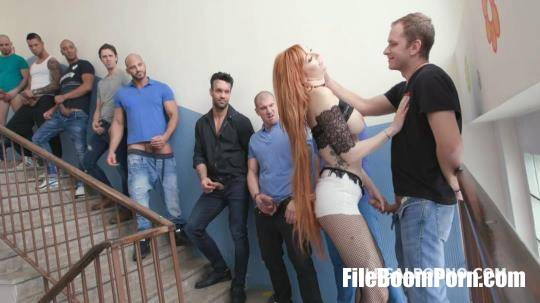 LegalPorno: Lauren Phillips, George Lee, Neeo, Max Born, Michael Fly, Matt, Larry Steel - 10on1 TP Gangbang with Lauren Phillips with Balls Deep Anal, DAP, TP, Gapes, Facial GIO978 [HD/720p/2.03 GB]