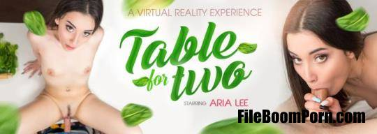 VRbangers: ARIA LEE - Table For Two - 6K [UltraHD 4K/3072p/10.3 GB]