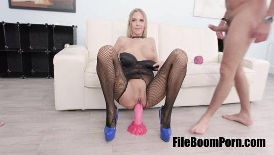 LegalPorno: Florane Russell, Thomas Lee, Angelo, Michael Fly, Rycky Optimal - Total DAP destruction with Florane Russell, Balls Deep Anal DAP, Gapes, Swallow GIO989 [SD/480p/905 MB]