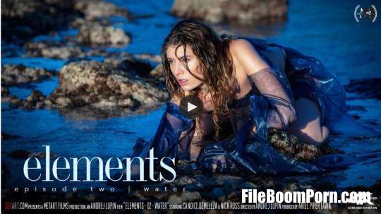 SexArt: Candice Demellza, Nick Ross - Elements Episode 2 - Water [FullHD/1080p/1.38 GB]