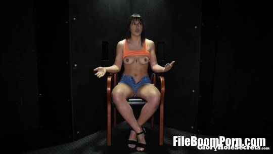 GloryHoleSecrets: Brooklyn Gray - Brooklyn's First Gloryhole Video (12 cumshots) [FullHD/1080p/2.58 GB]