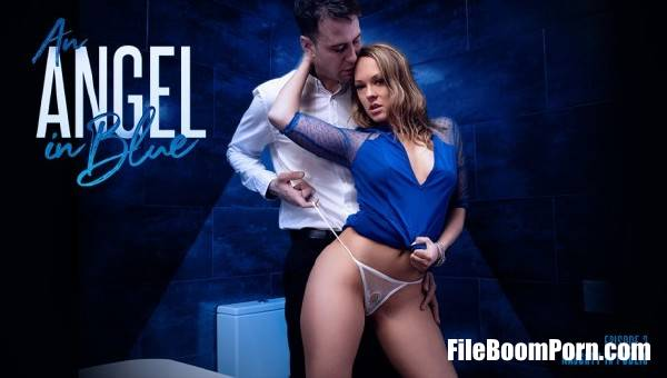 Blue Angel - An Angel In Blue: Naughty In Public (SD/544p/457 MB) 21Sextury
