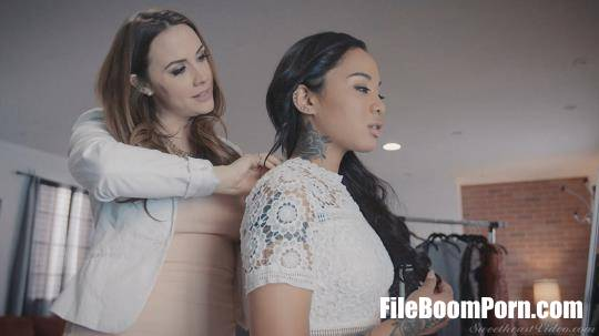 SweetheartVideo: Honey Gold, Chanel Preston - The Stylist [FullHD/1080p/1.15 GB]