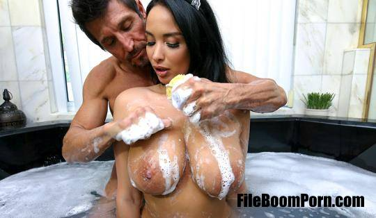 BigTitsCreamPie, BangBros: Anissa Kate - Anal Loving French Maid [SD/480p/460 MB]