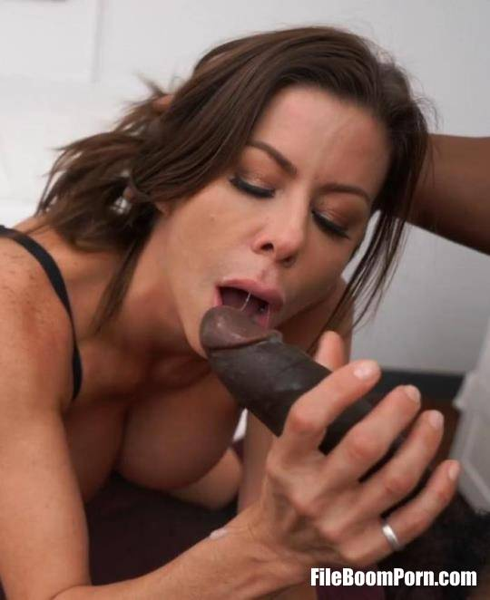 InterracialPass: Alexis Fawx - Busty MILF Alexis Fawx Pounded By BBC [1.17 Gb/FullHD/1080p]