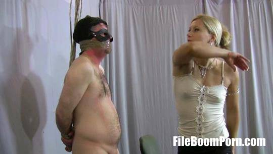 Clips4sale: Lady Zita - EXTREMELY CRUEL FACE SLAPPING clip with MILKING humiliation [HD/720p/1.09 GB]