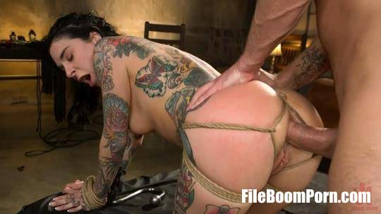 BrutalSessions, Kink: Stirling Cooper, Joanna Angel - Joanna Angel Punished with Rope Bondage and Rough Anal [SD/540p/660 MB]