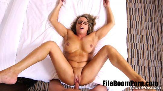 MomPov: Becka - Fit Cougar loves cock [HD/720p/2.29 GB]