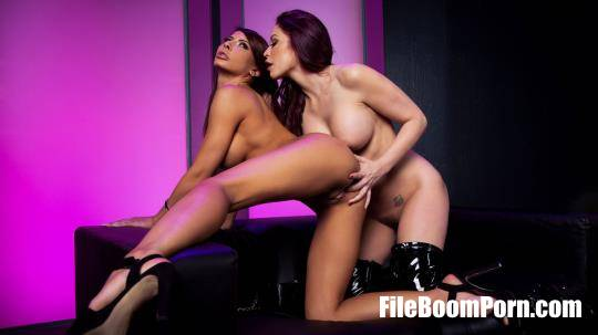HotAndMean, Brazzers: Madison Ivy, Monique Alexander - Lapdancer's Last Laugh [SD/480p/459 MB]
