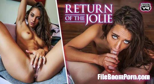 WankzVR: Uma Jolie - Return of the Jolie [UltraHD 2K/1920p/8.87 GB]