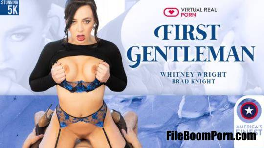 VirtualRealPorn: Whitney Wright - First Gentleman [UltraHD 4K/2160p/5.16 GB]