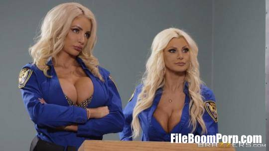BrazzersExxtra, Brazzers: Brittany Andrews, Nicolette Shea - Fucking His Way Into the U.S.A [HD/720p/1004 MB]