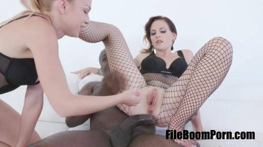 LegalPorno: Rebecca Sharon, Nina Angel, Joachim Kessef - Rebecca Sharon, Nina Angel gets fisted and fucked like a bitch IV338 [HD/720p/823 MB]