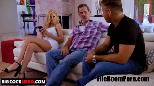 BigCockHero, NaughtyAmerica: Riley Steele - Is committed to husband but needs a big cock in her life [FullHD/1080p/3.18 GB]