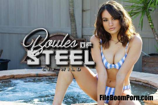 BaDoinkVR: Liv Wild - Boules of Steel [UltraHD 2K/1440p/3.54 GB]