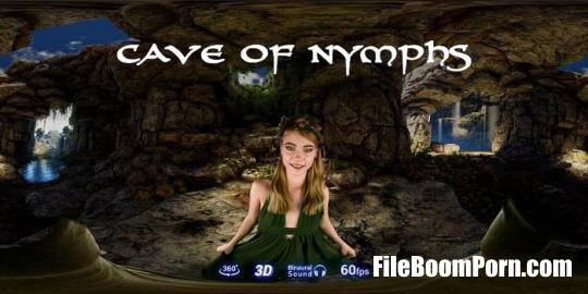 EvilEyeVR: Hannah Hays - A Cave of Nymphs [UltraHD 4K/2160p/9.75 GB]