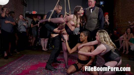 TheUpperFloor, Kink: Aiden Starr, Joseline Kelly, Maestro Stefanos, Donny Sins, Kira Noir, Dresden - Chaotic Cock Slut Steals All the Dick at the Summer Swinger Orgy [HD/720p/2.87 GB]
