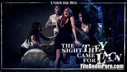 PureTaboo: Lacy Lennon, Joanna Angel, Katrina Jade - The Night They Came For Lacy [FullHD/1080p/2.37 GB]