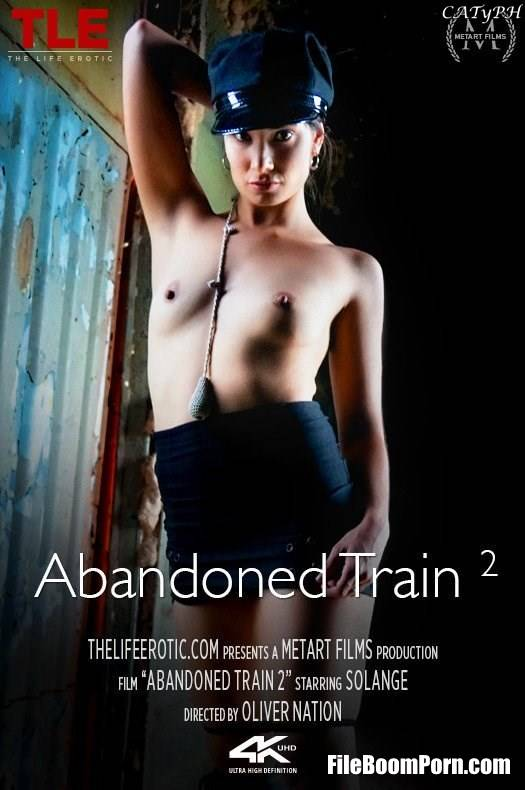 TheLifeErotic, MetArt, TLE: Solange - Abandoned Train 2 [FullHD/1080p/376 MB]