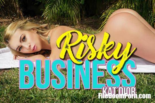 BaDoinkVR: Kat Dior - Risky Business [UltraHD 2K/1920p/7.77 GB]