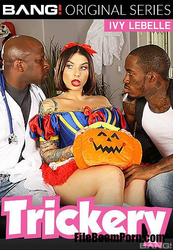 Bang Trickery, Bang Originals: Ivy Lebelle - Ivy Lebelle Goes Trick Or Treating For Double Penetration [SD/360p/165 MB]